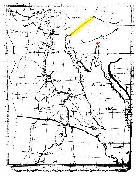 1841 ottoman firman map