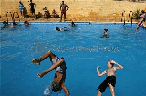 Ramallah zwembad