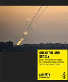 What the Amnesty International Report on Palestinian Violations in Gaza Tells Us