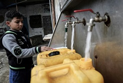 <i>New York Times</i> Errs on Cause of Gaza Water and Medicine Shortages