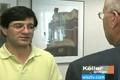 CAMERA's Alex Safian interviewed on WBZ-TV
