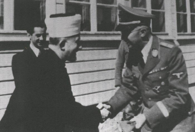 mufti husseini and himler