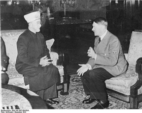 Mufti and Hitler