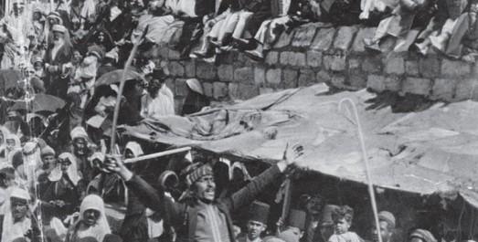 Hebron 1929 (JPost archive)