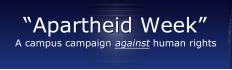 Apartheid Week