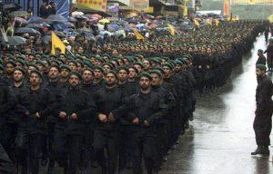 Hezbollah militiamen