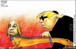 New York Times antisemitic cartoon
