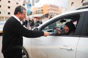 """ملاحظات """"كاميرا"""" تدفع وكالة """"أسوشييتد برس"""" الإخبارية على تعديل الشروحات المُرفقة ببعض صورها المُتعلقة بالإنتخابات العامة في إسرائيل"""