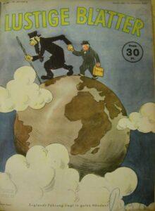 Nazi-era cartoon