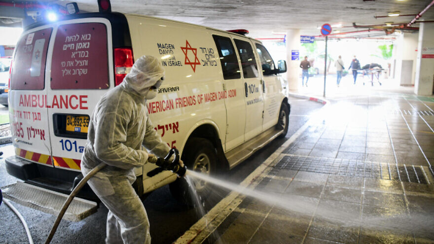 The Washington Post, Israel`s COVID-19 Vaccination Policy and Bigotry