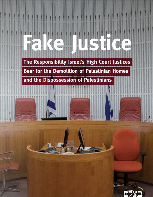 Is B`Tselem Israel`s Leading Human Rights Organization`?
