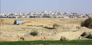 Image of Bedouin town